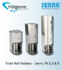 Toilet Roll Holders - TR 2,3 & 5