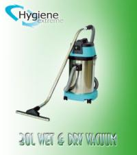 Industrial Vacuum  -  Wet & Dry 30L